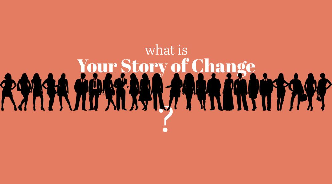 Entrepreneur kann jeder sein, was ist deine Story of Change