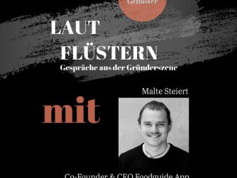 Interview Malte Steiert von Foodguide