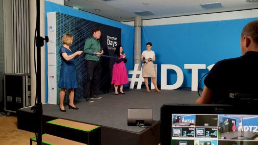 Investor Days Thüringen, bm|t, STIFT