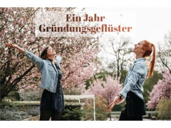 Ein Jahr Gründungsgeflüster - der Startup Podcast!