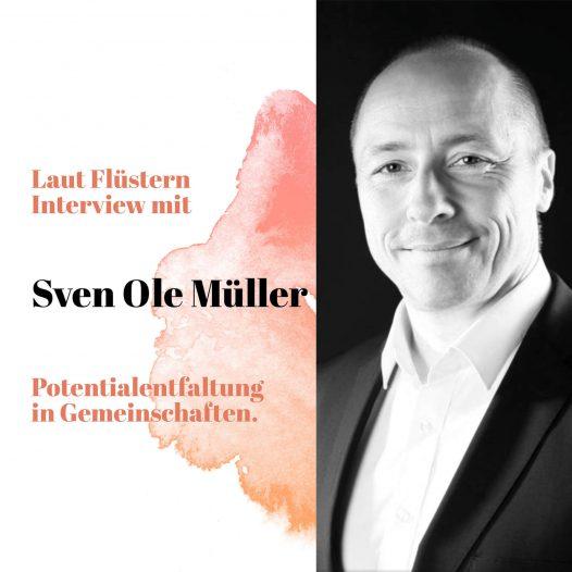 Teamwork im Startup mit Sven Ole Müller
