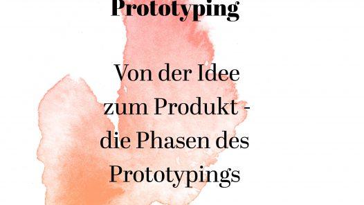 Titelbild Prototyping